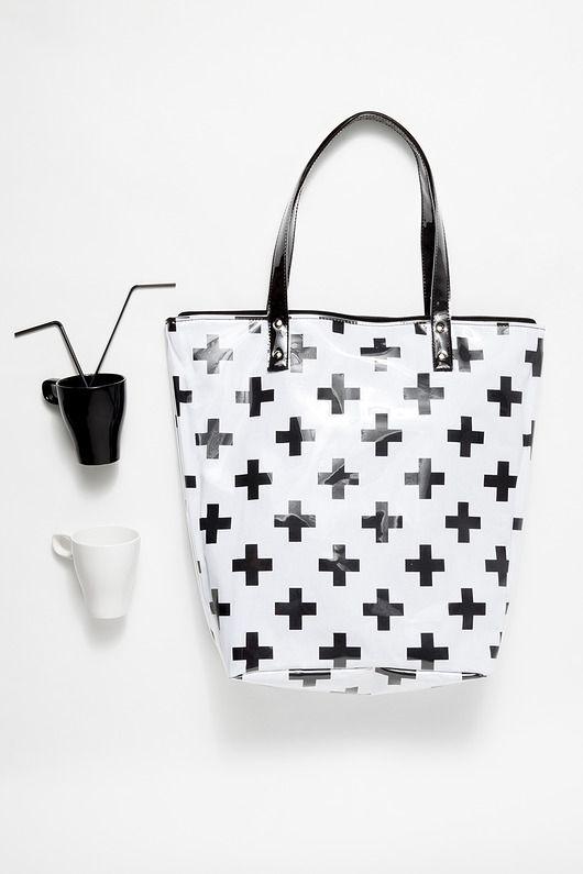 torby na ramię - damskie-Mana Neon XL #black positive