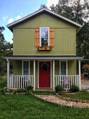 26 best images about tuff shed cabins on pinterest for Two story shed house
