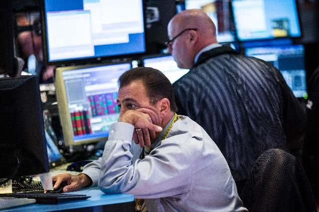 Dow Jones Industrial Average Plunges By 500 Points