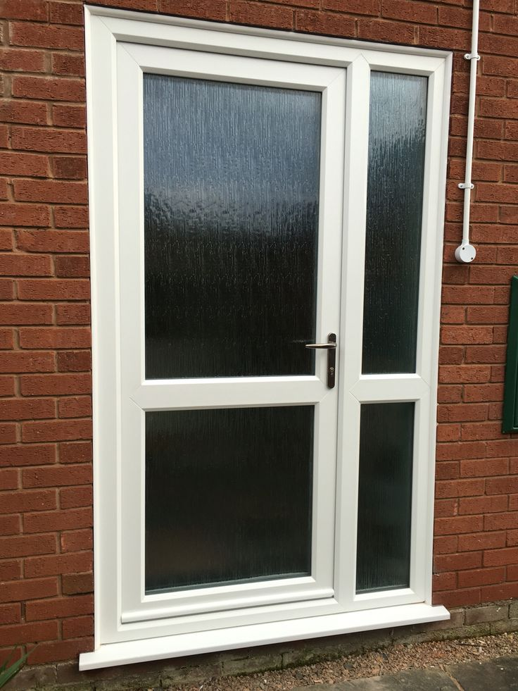 Rear Door and Side Panel .twswindowsanddoors.co.uk & 14 best TWS uPVC Windows u0026 Door Installations images on Pinterest ...