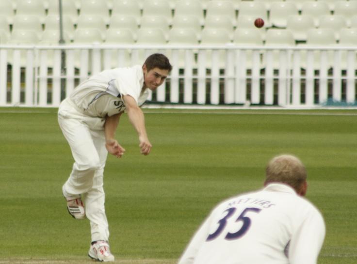 Chris Woakes, Warwickshire & England