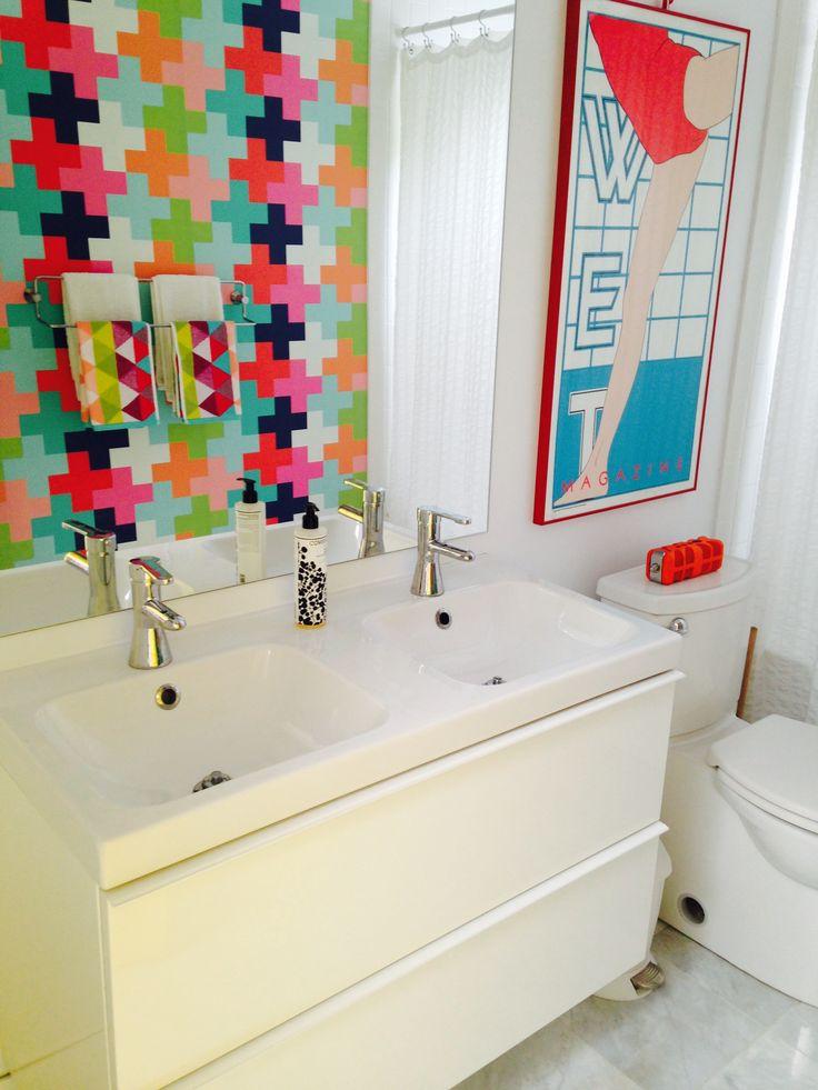 The Final BFD Product Bathroom Reno Accomplished