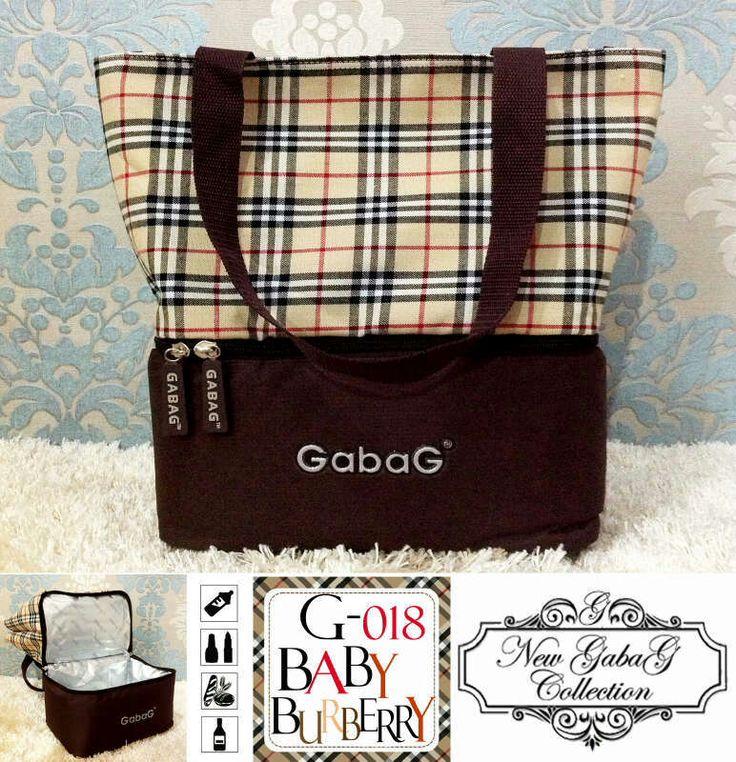 Cooler Bag ASI Gabag Baby Burberry http://coolerbagasimurah.com/cooler-bag-asi/cooler-bag-asi-gabag-baby-burberry/