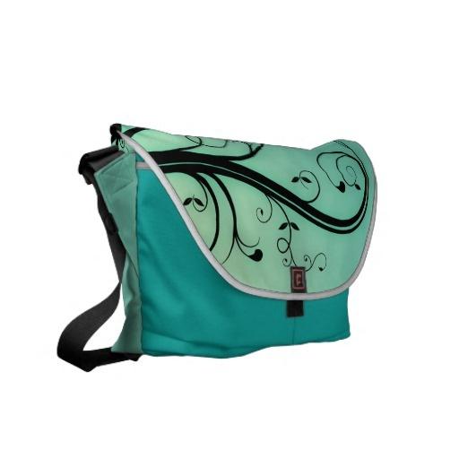 Cyclic Nature Messenger Bag