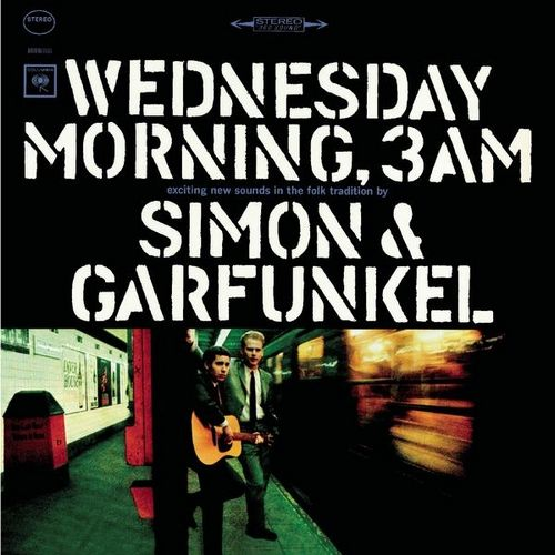 Simon & Garfunkel – Wednesday Morning, 3AM album cover