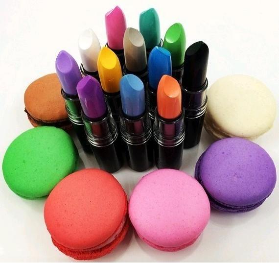 NYX pastel macaron lipstick