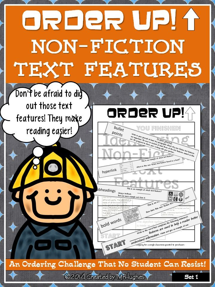 Non-fiction texts