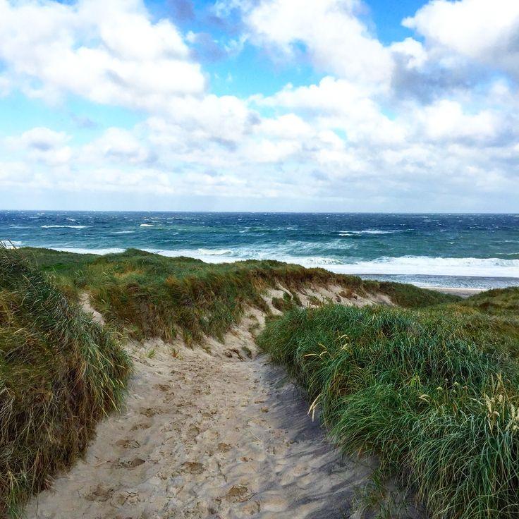 Beautiful West coast in Denmark :)