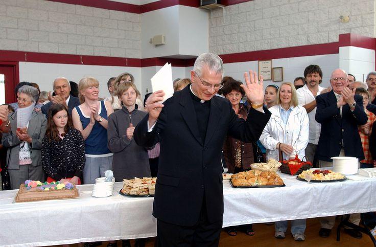 https://flic.kr/p/6wUgSQ | Father Roger | Photos by Tim McKenna.