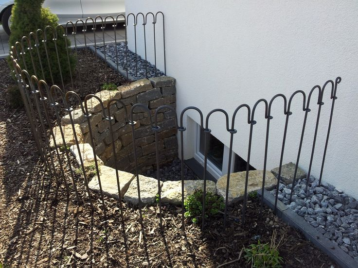 33 best teichzaun light images on pinterest garten fence and ponds. Black Bedroom Furniture Sets. Home Design Ideas