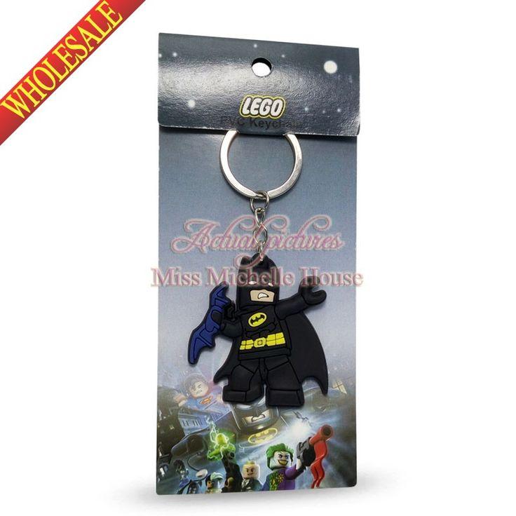Batman PVC Key Chain - free shipping worldwide