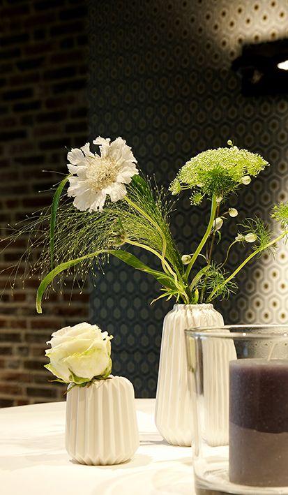 Ben je ook zo perfectionistisch? Laat je bruidsbloemen terugkomen in de trouwzaal. Prachtig toch, deze bloemdecoratie? #Mereveld Utrecht in TOP 5 populairste trouwlocaties van Nederland!