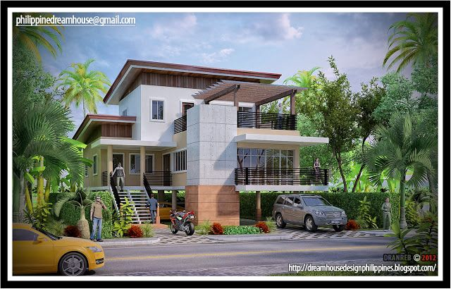 Philippine FloodProof Elevated House Design Is your house