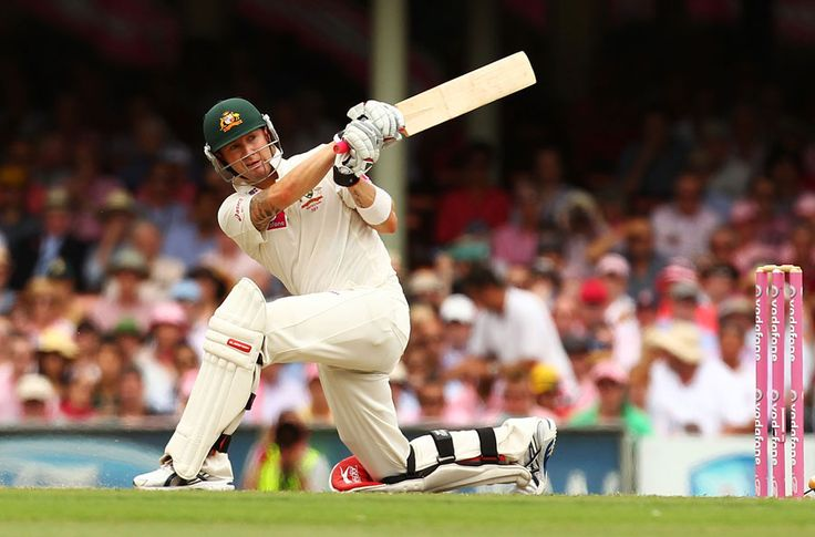 Michael Clarke got to a maiden triple-century, as Australia continued to pile on the runs on day three at the SCG!!