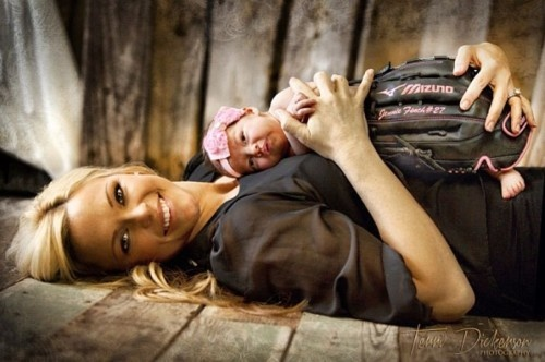 "Jennie Finch: Paisley Faye ""Fits Like a Glove"""