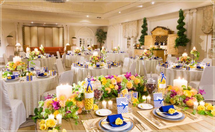 マグノリア | パーティー会場 | 結婚式場 ザ・グランドティアラ名古屋駅前