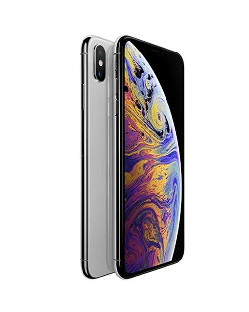 Iphone XS MAX Silver Color Unlocked in 2019 | Black Tech