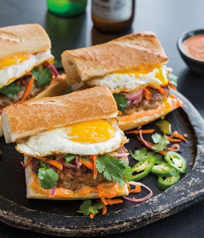 how to make vietnamese banh mi