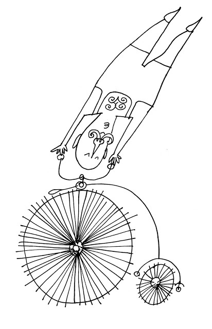 Line Art Unicycle : Best images about line art on pinterest behance a