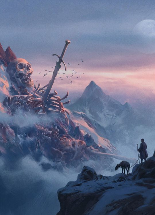 Esqueleto de gigantes                                                                                                                                                     Más