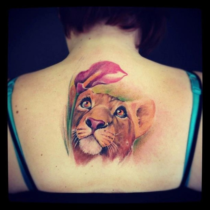Lioness Tattoos: 13 Best Images About Lioness And Cubs Tattoo Inspiration