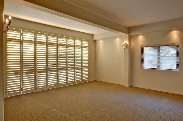 Bedroom shutters - Natural light without compromising on privacy