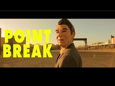Point Break Remake (Wes Anderson David Lynch Tommy Wiseau Joe Swanberg)