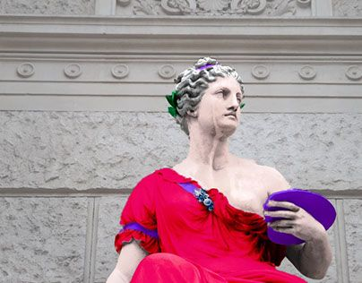 "Check out new work on my @Behance portfolio: ""Calliope in Vienna"" http://be.net/gallery/41382251/Calliope-in-Vienna"