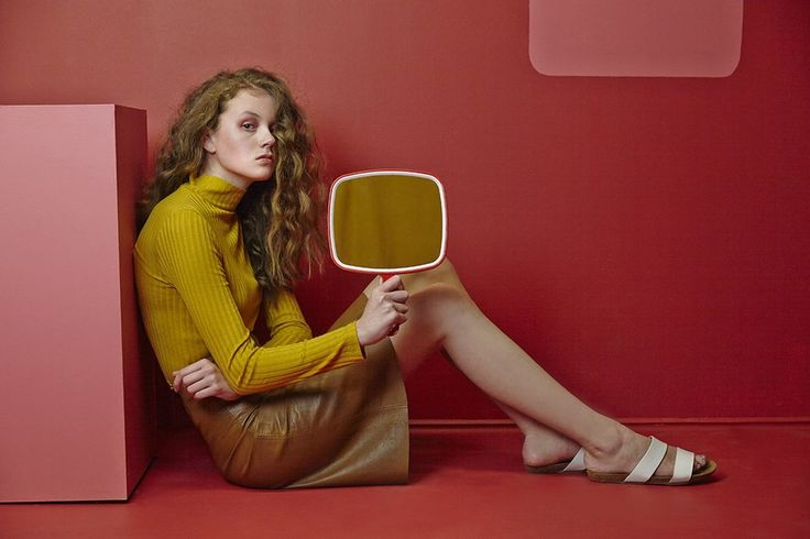 Agata Wolanska je pulsující portréty | iGNANT.com