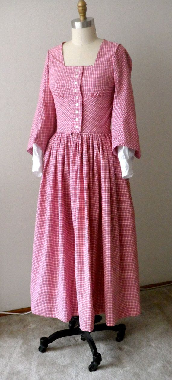 Pioneer Dress from Seven Brides for Seven by TheNimbleThimble
