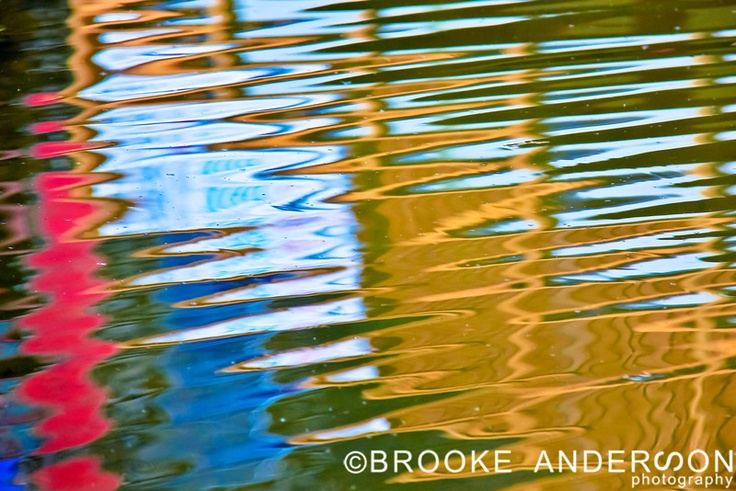 Water Abstracts - Brooke Anderson Photography