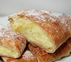 Easy Cheese Strudel Recipe by sweet chef | ifood.tv