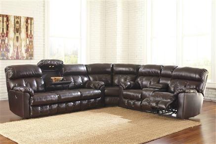 Vanora Contemporary Pvc Fabric Sectional Sectional Upholstered Furniture Sofas Fabric Sectional