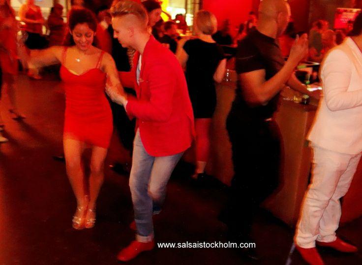 Hot Salsa Weekend 2013, Red Love Thursday