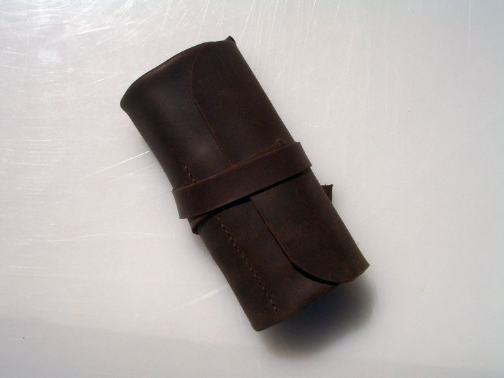 ✖ Кожаный кисет для курительной трубки ручной работы ✖ ✖ Leather Handmade Case ✖