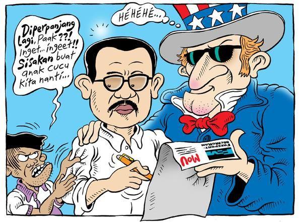 Mice Cartoon, Januari 2015: Kabar Yang Tergerus
