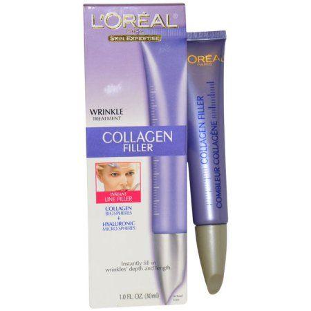 L'Oreal Collagen Filler & Wrinkle Reducer Treatment, 1 fl oz