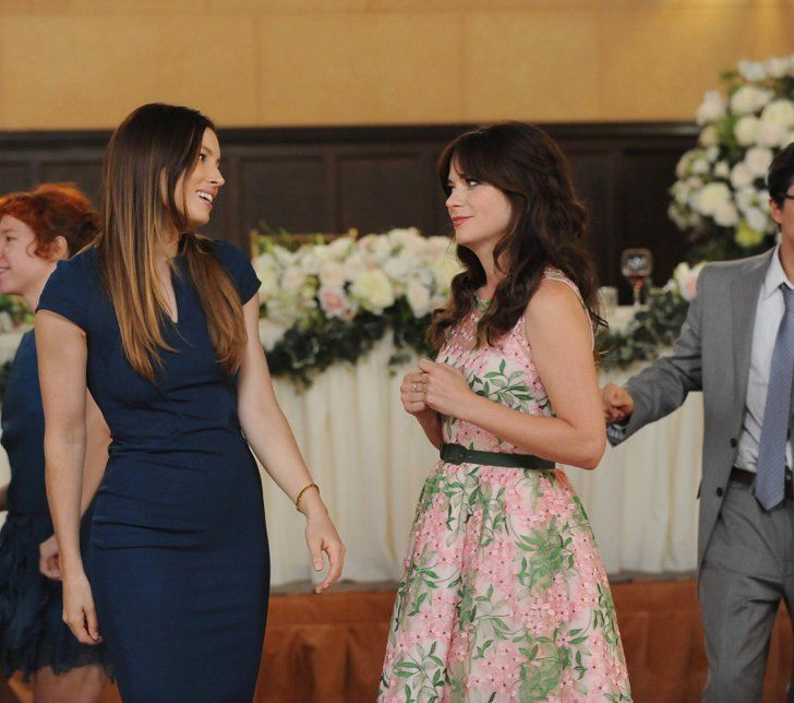 Pin for Later: Fall TV Is Here! Get Excited With All the Season Premiere Pictures New Girl The girls play nice.