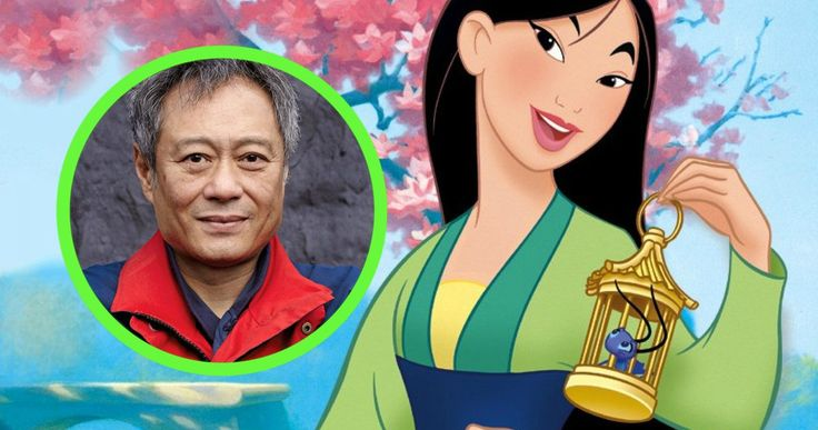 Director Ang Lee Passes on Disney's Live-Action Mulan Movie -- Ang Lee was Disney's first choice for their upcoming live-action Mulan movie, but he decided against it. -- http://movieweb.com/mulan-movie-live-action-director-ang-lee-passed/