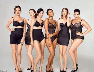 E' di questi giorni la notizia che per la campagna autunno/inverno 2012-2013 la nota casa di moda londinese Marks&Spencer sceglie sei donne ...
