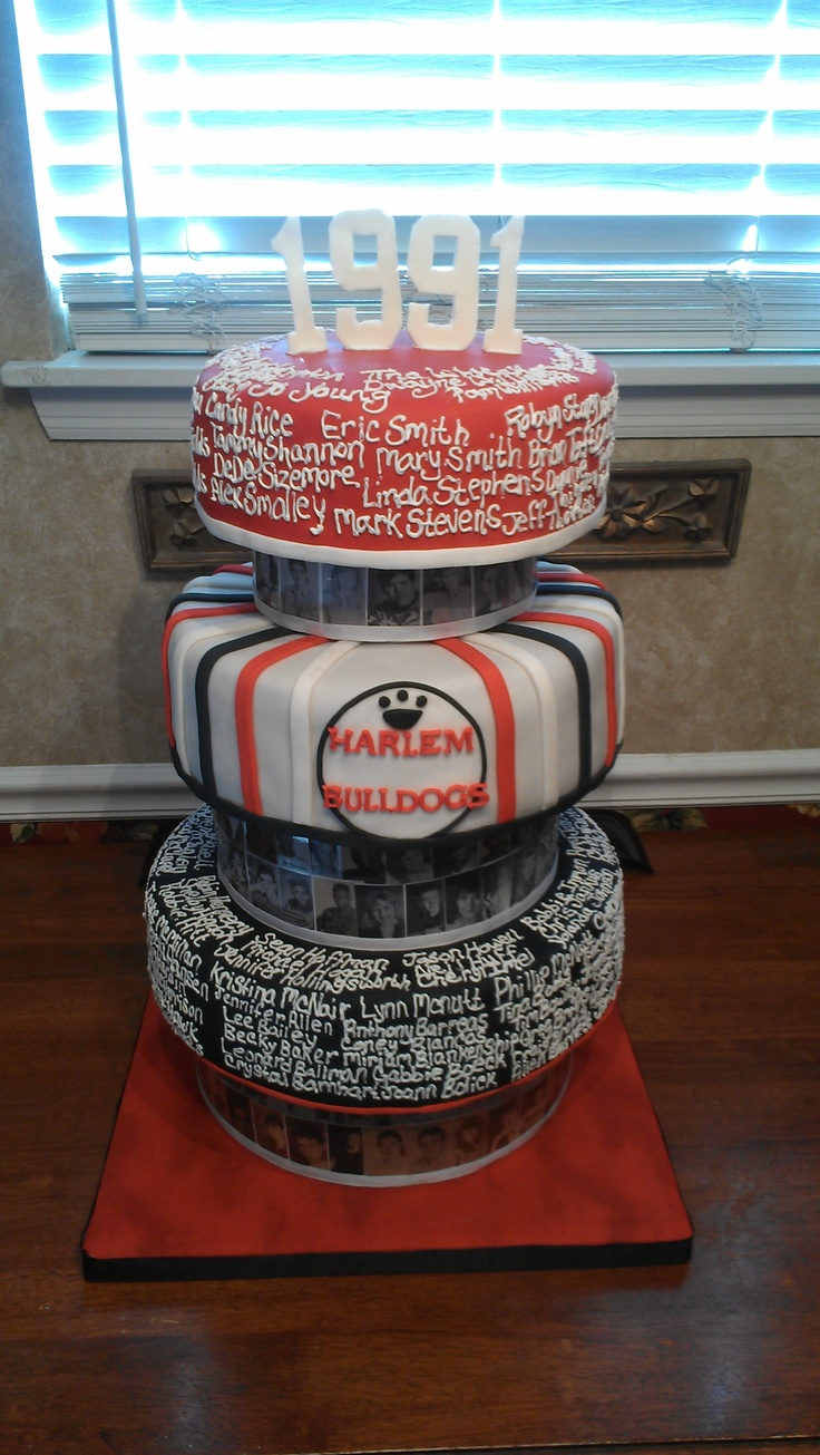 40 best High school for union cakes images on Pinterest ...