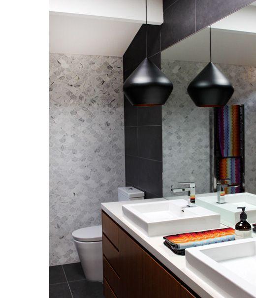 Anna Dimond's bathroom - we love it!