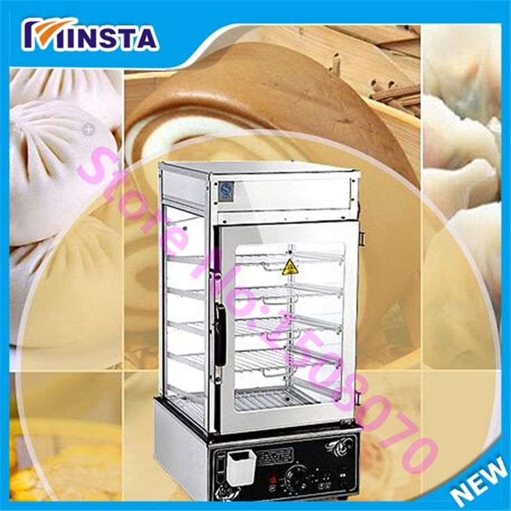 759.00$  Watch now - http://ali6st.worldwells.pw/go.php?t=32762620335 - Best selling commercial electric steamer showcase small steamer oven industrial steamed bread machine price 759.00$