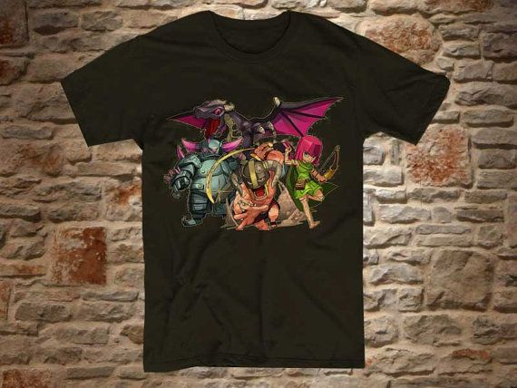 warriors of clash of clans a 100 cotton branded by communityshirt, $15.50