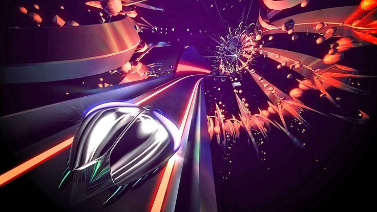 Trippy rhythm-action game 'Thumper' is coming to Xbox One