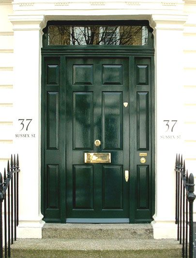 19 best Georgian images on Pinterest | Door gate, Entryway and Regency