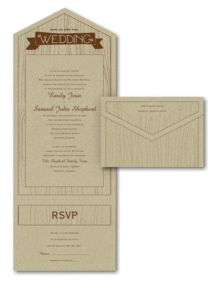 177 best seal 'n send wedding invitations images on pinterest, Wedding invitations