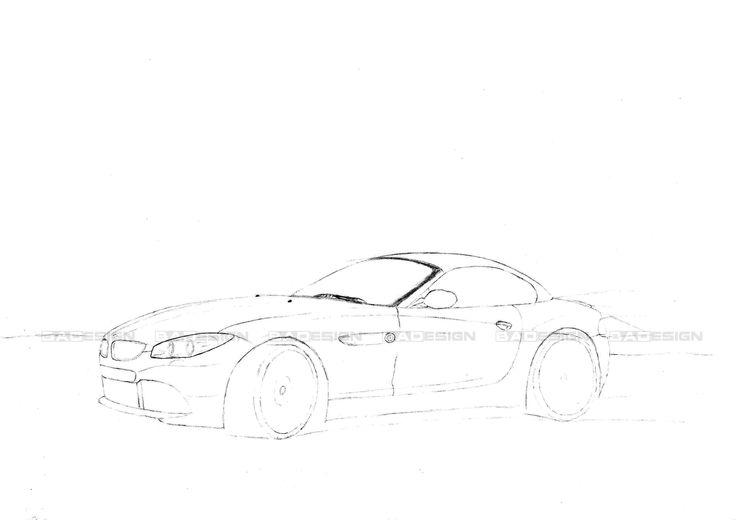 BMW Z4 #BADesign