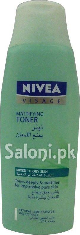NIVEA VISAGE MATTIFYING TONER 200 ML Saloni™ Health