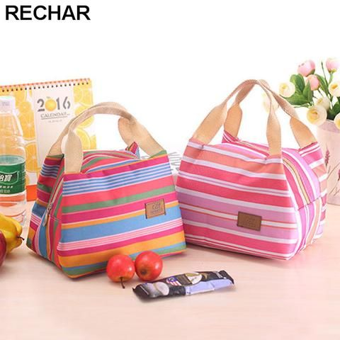 Thermally Insulated Lunch and Picnic Bag